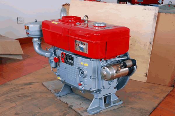 单缸柴油机