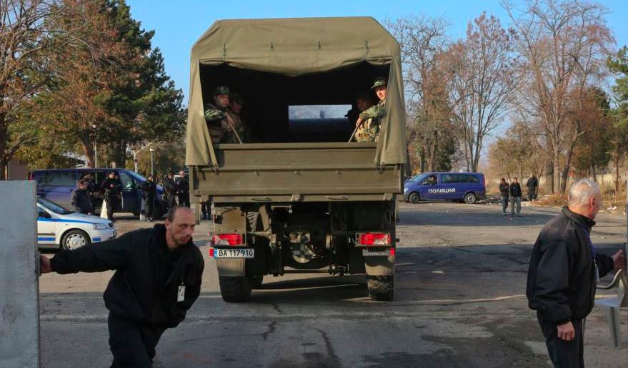 保加利亚和希腊移民危机加深