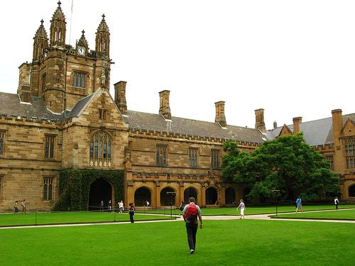 悉尼大学圣约翰学院