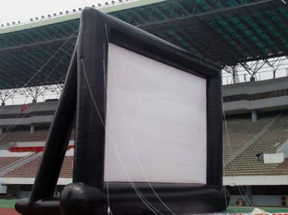 充气电影屏幕