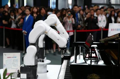 瓦格纳登陆2019世界互联网大会 钢琴工艺同样极具科技感