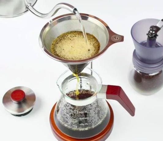 印度过滤咖啡
