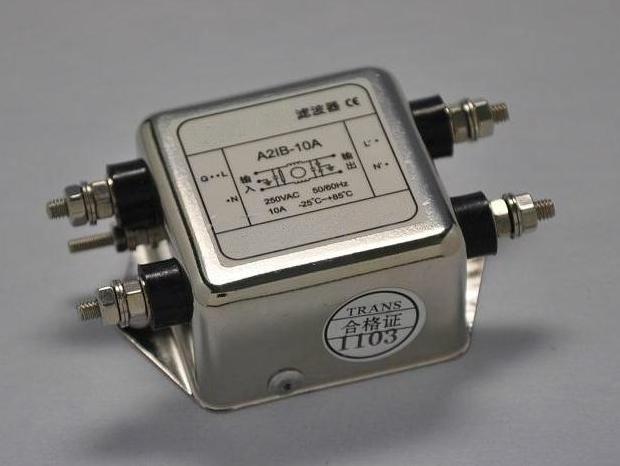 电子滤波器