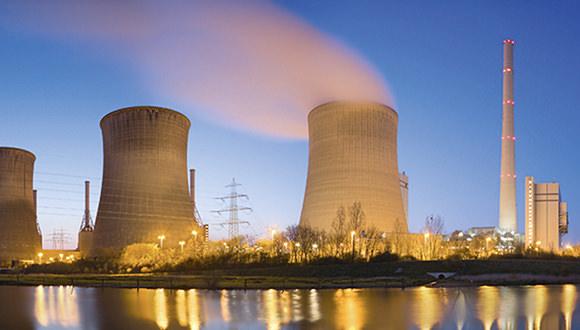 化石燃料发电站