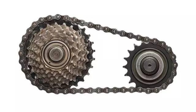 自行车链条