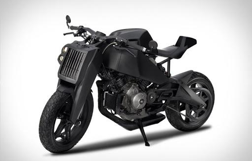 定制摩托车
