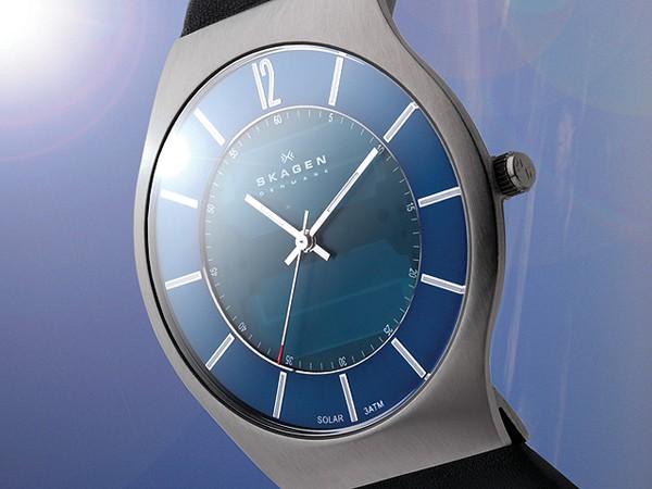 太阳能手表