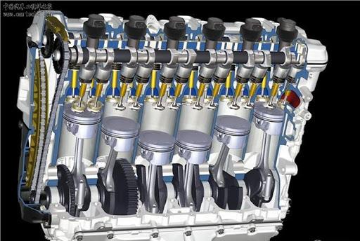 直列四缸发动机
